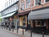 Antiekzaak in de Nieuwe Spiegelstraat 2014
